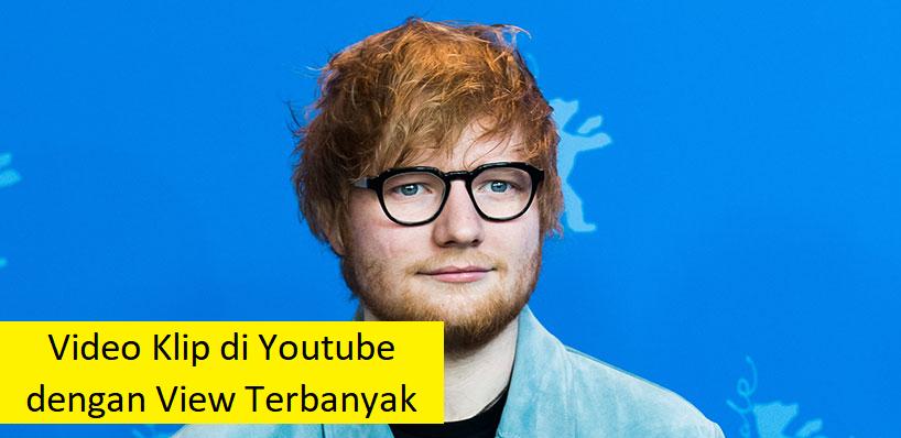 Video Klip di Youtube dengan View Terbanyak