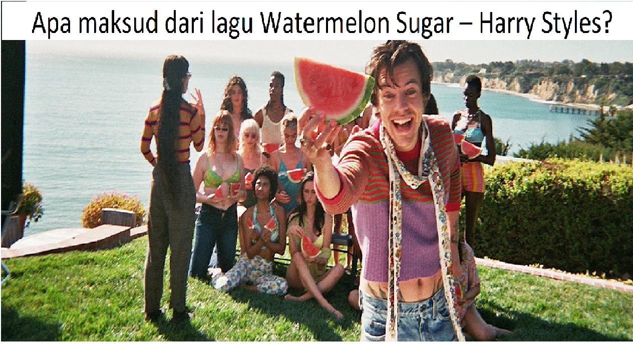 Apa maksud dari lagu Watermelon Sugar – Harry Styles?